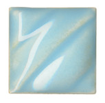 611207, Amaco Gloss Glaze , Lead Free, Cone 06-05, Pint, LG-23, Robins Egg