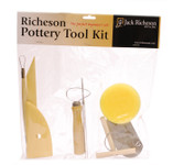 611047, Pottery Tool Kit, Set of 8