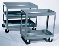 618009, Art Cart 24x36, 2 Trays