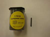 452423, Compass Lead, HB, 144/pk