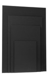 "342716, Fome-Cor, Black, 30""x42"", 3/16"" Thickness"
