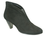David Tate Natalie Black Suede