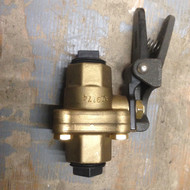 Valve, 3/4 Ball, Teflon Seal 0-90 Degrees