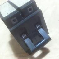 CIRCUIT BREAKER, D.P.,  30 AMP, 74VDC (LOCAL CONTROL, TOILET HTR.) PN 8458724U