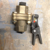 "Ball Valve, 1/2"" Vented, 0-270 - PN 655834"