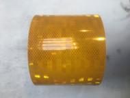 "TAPE, 4"" YELLOW DIAMOND GRADE-REFLECTIVE TAPE 150FT ROLL"