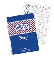 Barber Shop Appointment Book