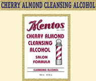 Mentos Cherry Almond Alcohol