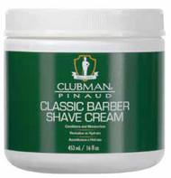 Clubman Classic Barber Shave Cream