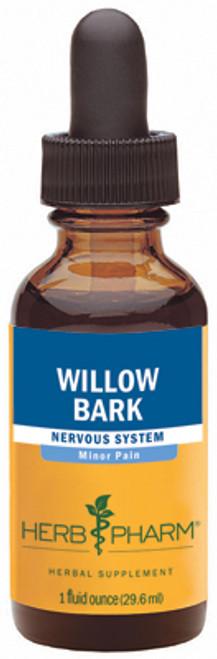 Herb Pharm Willow bark extract