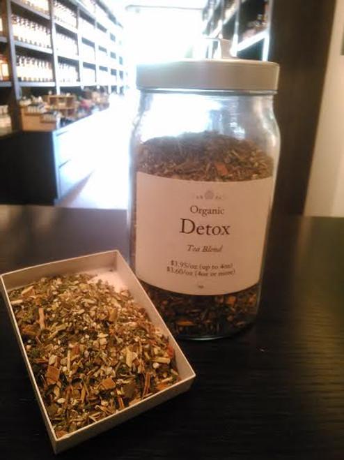 cleansing detox tea