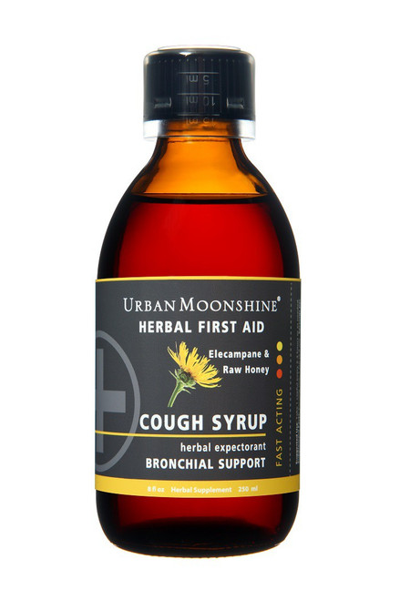 Urban Moonshine Clear Chest Cough Syrup - 8.4 oz.