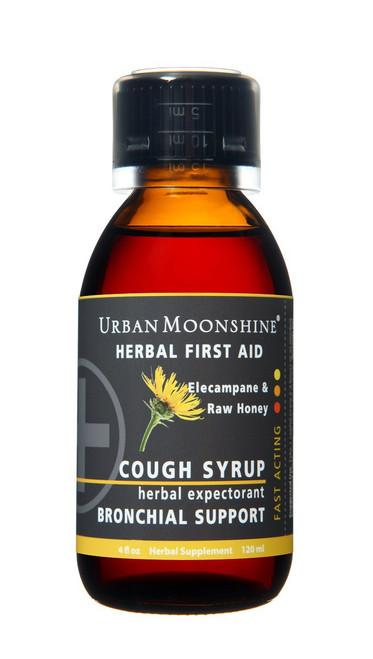 Urban Moonshine Clear Chest Cough Syrup - 4.2 oz.
