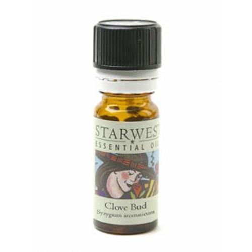 Clove Bud Essential Oil Starwest - 1/3 oz