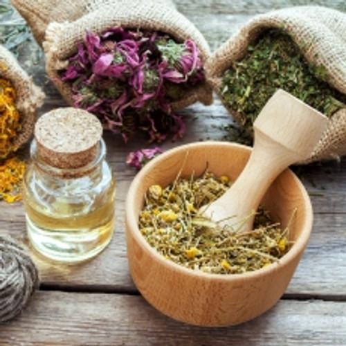 HERBS 101 - Intro to Medicinal Herbs - Sunday, Nov. 5th OR Tuesday, Nov. 7th