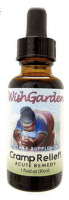 WishGarden Cramp Relief - 1 oz.
