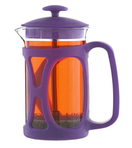 Grosche Basel French Press, purple - 800 ml