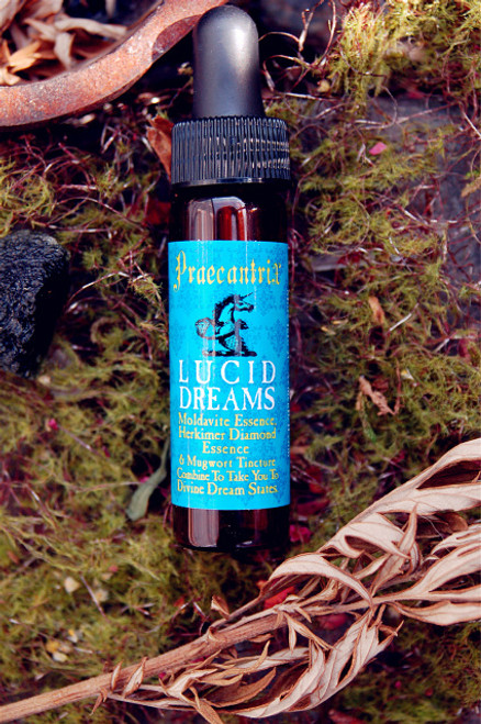 "Lucid Dreams: ""Your Portal To Dreams"" from HIghest Self Elixirs- 1/2 oz."