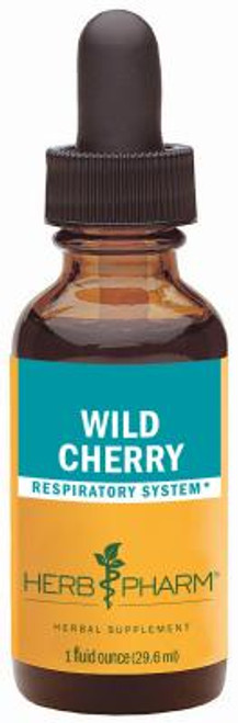 Herb Pharm Wild Cherry 1 oz