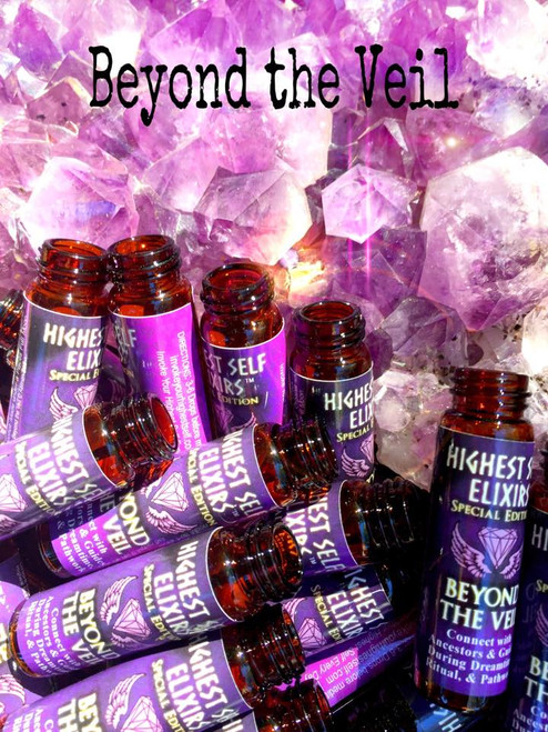 Beyond the Veil by Highest Self Elixirs - 1/2oz dropper top