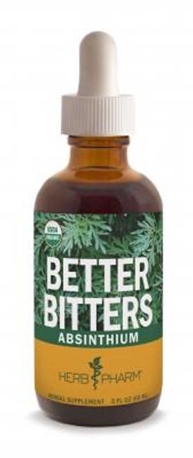 Better Bitters Absinthium by Herb Pharm - 1oz.