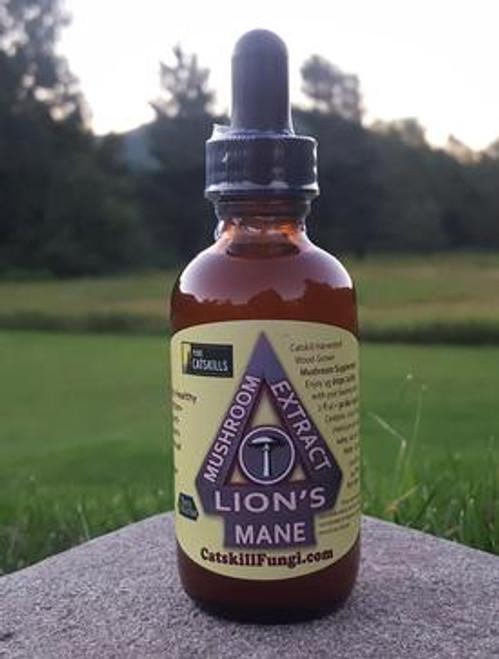 Lion's Mane Tincture by Catskill Fungi - 2oz