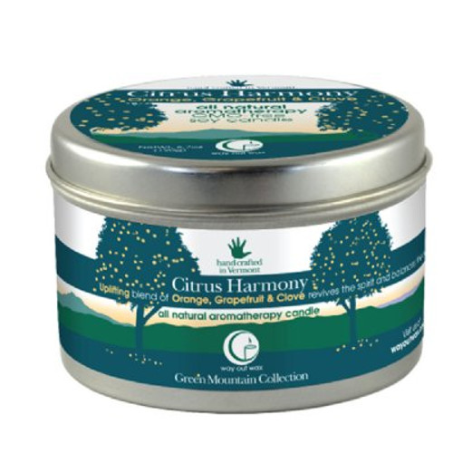 Citrus Harmony Candle by Way Out Wax