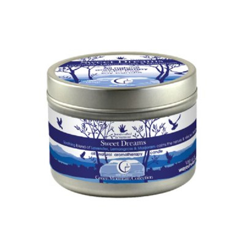 Sweet Dreams Candle (travel size) from Way Out Wax