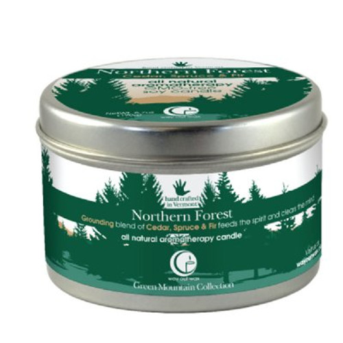 Northern Forest Candle from Way Out Wax