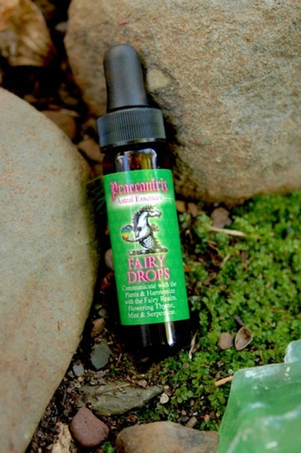 Fairy Drops from Highest Self Elixir - 1/4 oz.