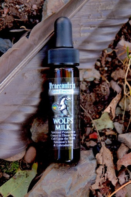 Wolf's Milk from Highest Self Elixir - 1/4 oz.