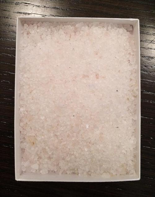 Acai antioxidant bath salts