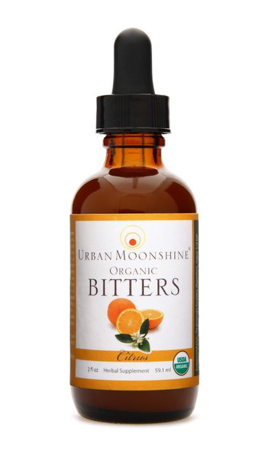 Urban moonshine citrus bitters, 2oz