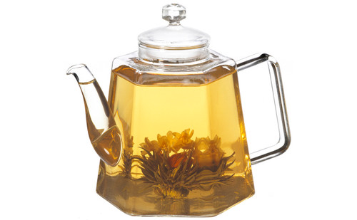 Grosche Vienna glass teapot