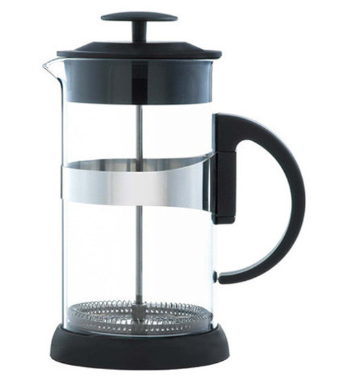 Black Zurich French press by Grosche - 1000 ml