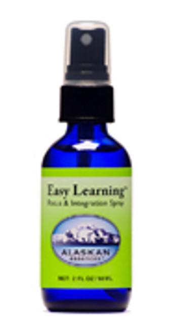 Alaskan Essences Easy Learning combination spray, 2oz