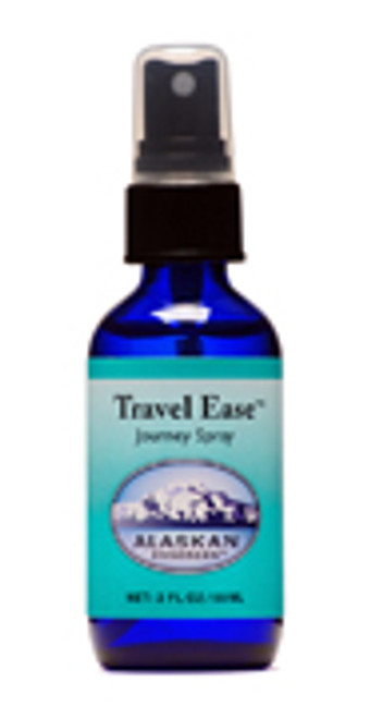 Alaskan Essences Travel Ease spray - 2oz