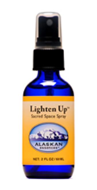 Alaskan Essences Lighten Up Sacred Space spray, 2oz