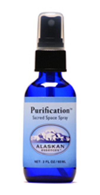 Alaskan Essences Purification Sacred Space spray, 2oz