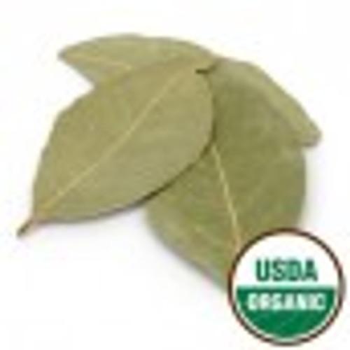 Bay Leaf, organic - 1 oz.