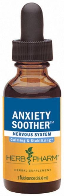 Anxiety Soother by Herb Pharm  - 1oz