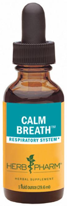 Herb Pharm Calm Breath compound - 1oz