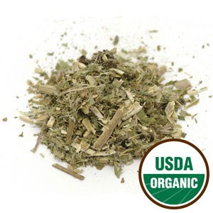 Blessed Thistle, organic - 1 oz.