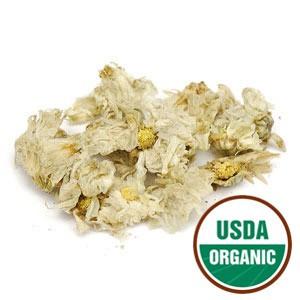 Chrysanthemum Flowers, organic - 1 oz.