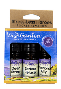 WishGarden Stress-Less Heroes Kit, small