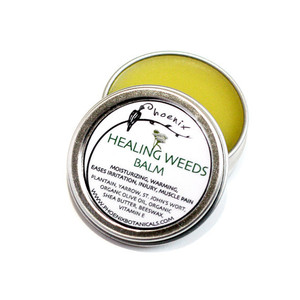 Healing Weeds Balm - 1/2 oz. tin