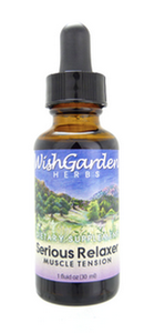 Wish Garden herbs Serious Relaxer for muscle tension
