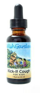 Wish Garden Herbs Kick-it Cough for Kids