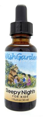Wish garden herbs sleepy time sleep tonic for kids