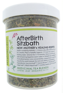Wish Garden Herbs Afterbirth Stiz bath